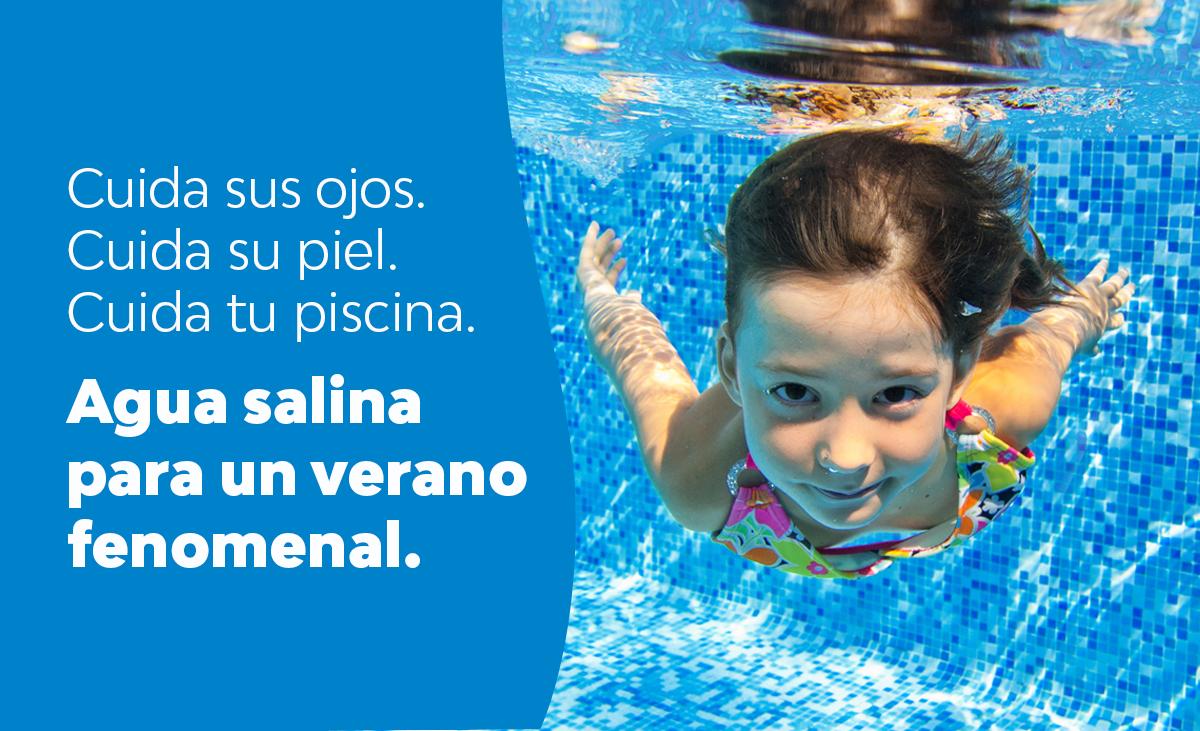 piscina granada cloro verano