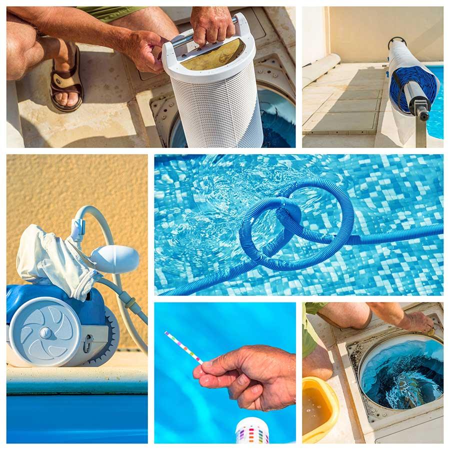 tratamiento agua piscina